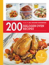 200 Halogen Oven Recipes (eBook)